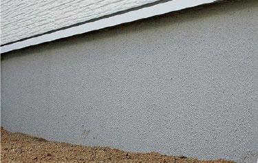 高耐久性の基礎仕上げ塗装